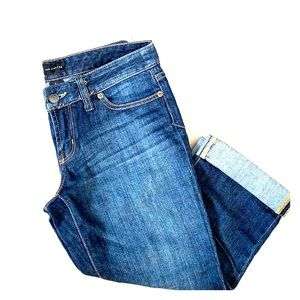 The Limited crop jeans in EUC
